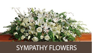 Sympathy Flowers in Houston Texas