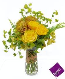 Splash Of Autumn : Houston Florist Fall Flowers