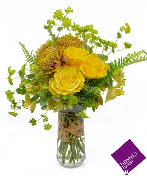 Splash Of Autumn : Houston Florist Fall Flowers