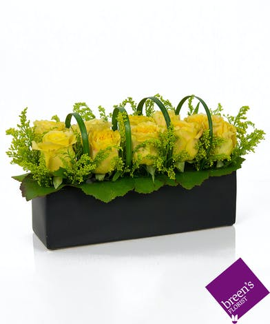 Saffron Noir | Roses In Houston TX Breen's Florist