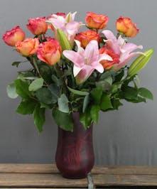 Sugar & Spice Roses | Breen's Florist Houston TX