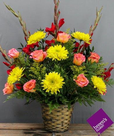 Sentiments | Sympathy Flowers Houston TX Breen's