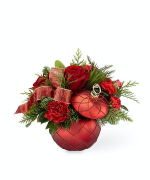 Breen's Florist Houston :: FTD Christmas Magic