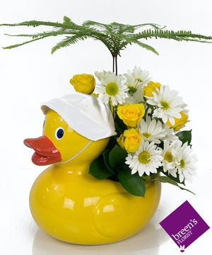 Goin' Quackers : Baby and Kid Flowers In Houston