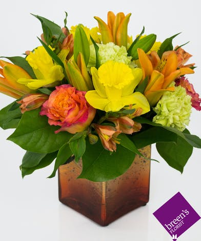 Tequila Sunrise :  Houston Flower Shop Delivering Spring