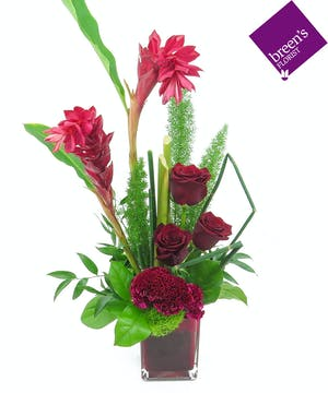 Rubies - July Birthstone Flowers | Houston TX Florist