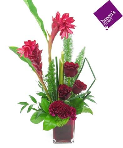 Rubies - July Birthstone Flowers | Houston TX Florist