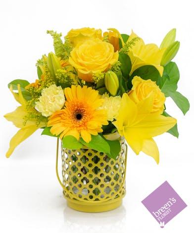 Ingrid - Vibrant Flowers in Houston Texas Florist