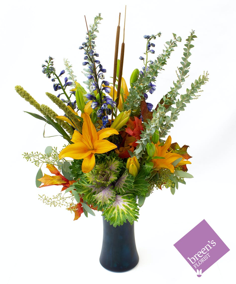 Wild About Autumn Breens Florist Voted Best Florist Houston Tx