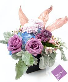 Opal Opulence - October Birthday Flowers Houston