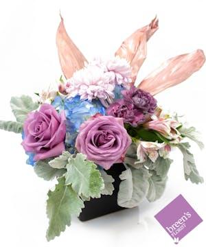 Opal Opulence - October Birthday Flowers Houston