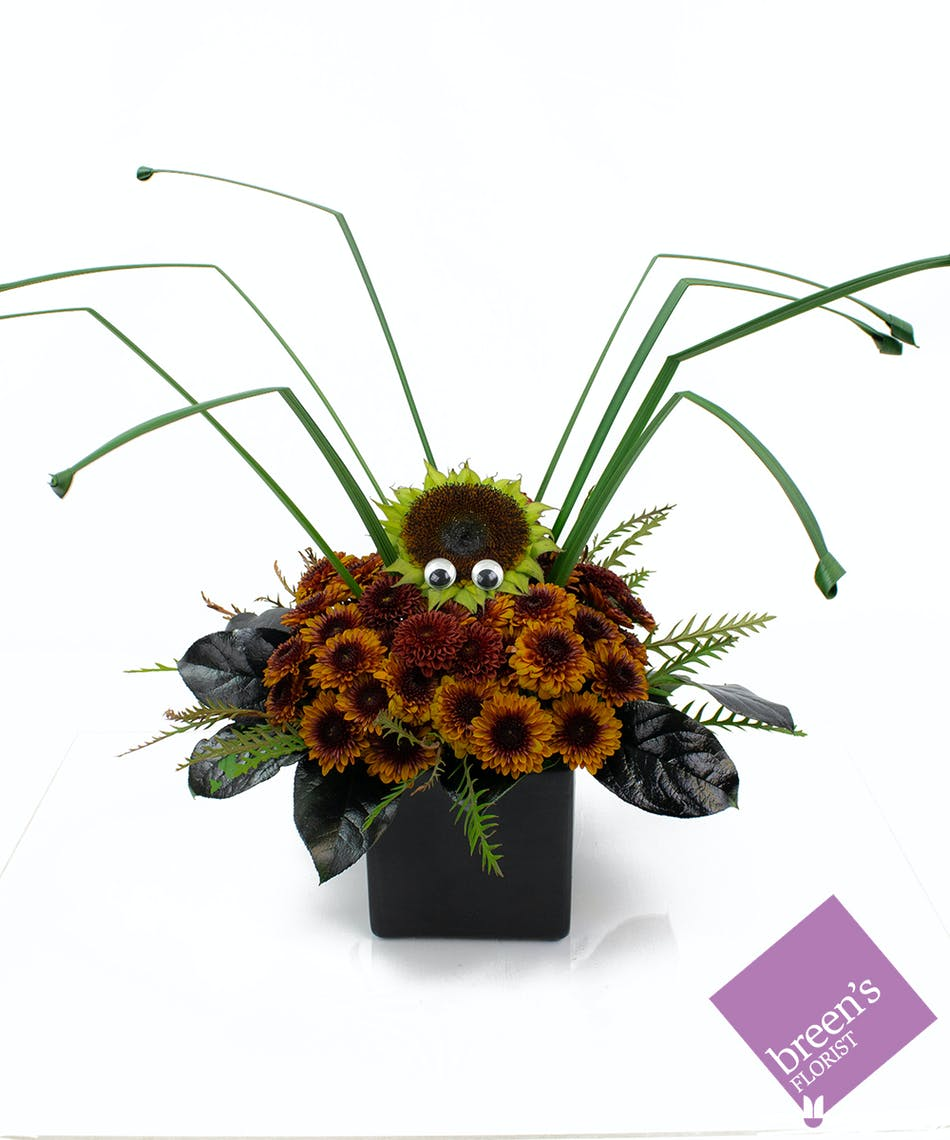 Spooky And Spectacular Floral Designs For Halloween Breens Florist