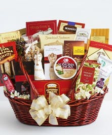 Peace Prayer & Blessings Basket