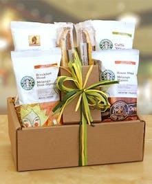Starbucks Sampler
