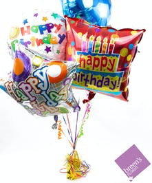 Birthday Balloon Bouquet | Balloons In Houston Texa