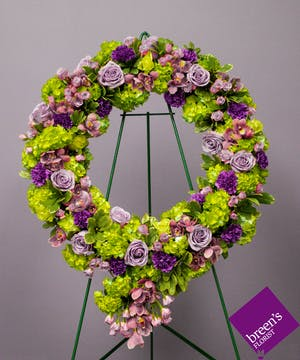 Enduring Beauty Wreath