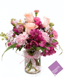 Fun With Pinks :: Breen's Florist Houston Texas
