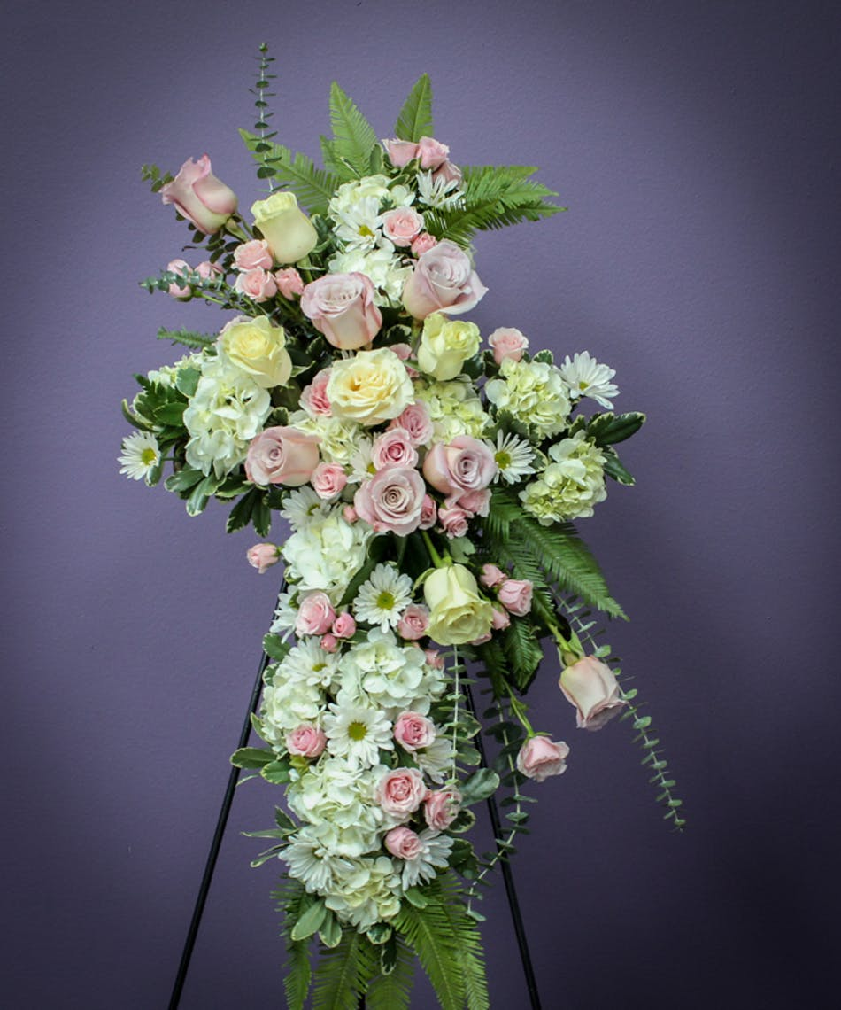 Sweet Angels Cross Breens Florist Voted Best Florist Houston