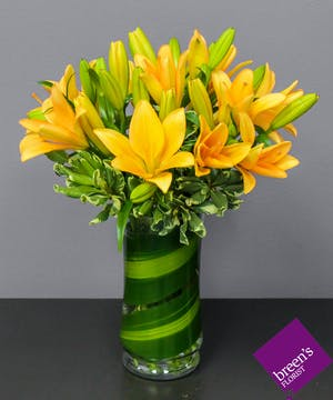 Summer Lilies :: Breen's Florist Houston Texas 77005