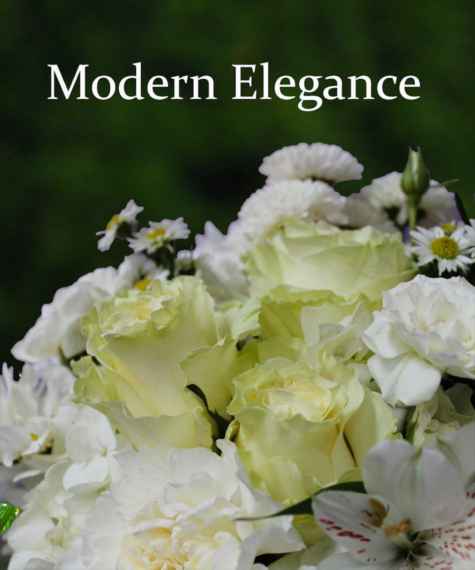 Modern Elegance Breens Florist Voted Best Florist Houston Tx