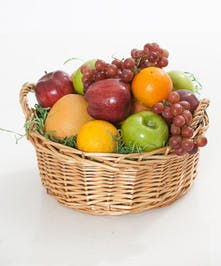 Assorted Fruit Basket