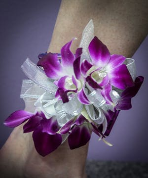 Ankle Orchid Corsage