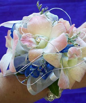 Opalescence Corsage