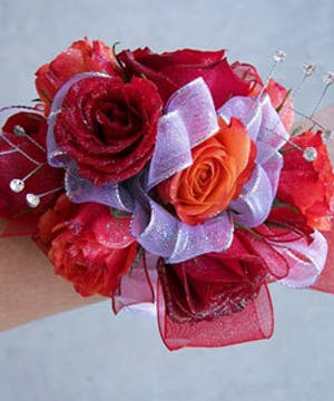 Belle of The Ball Corsage