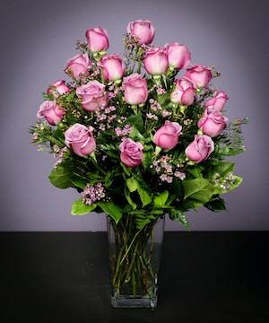 Lavender Roses - 1 1/2 Dozen