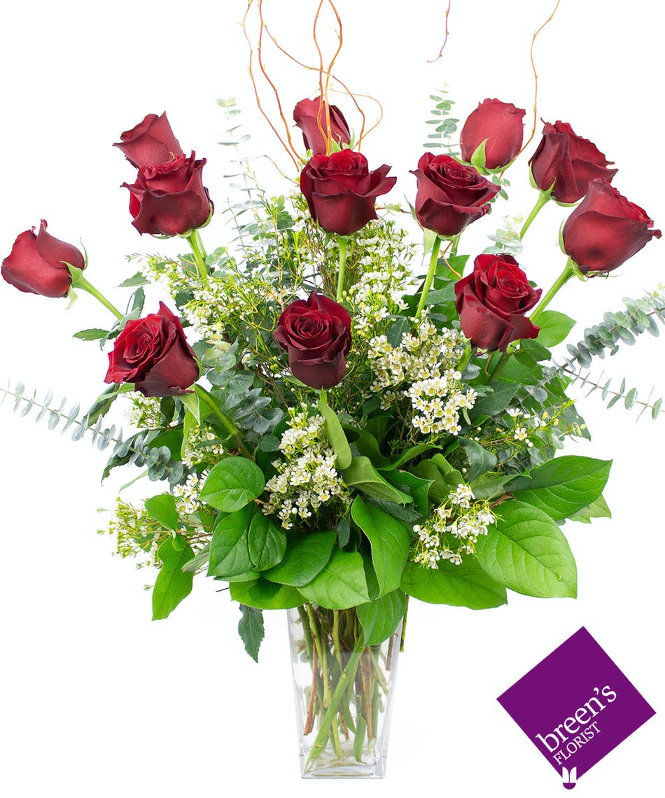 A Dozen Roses Shop With Us For The Most Beautiful Roses In Houston