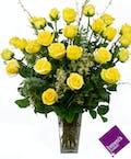 Yellow Roses - 2 Dozen