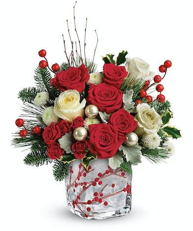 Breen's Florist Teleflora's Winterberry Kisses