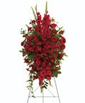 Teleflora's Deep in Our Hearts Spray