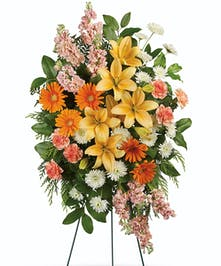 Teleflora's Treasured Lilies Spray