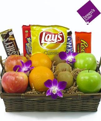 Houston TX Fruit Gourmet Gift Baskets