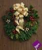 Festive (w/Bows, Balls, & Berries)