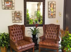 In addition to flowers and plants, Breen's offers a broad range of furnishings and gifts